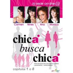 Chica Busca Chica DVD