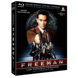 Crying Freeman : Los...