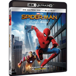 Spider-Man Homecoming 4K...
