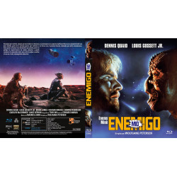 Enemigo mío Blu-ray...