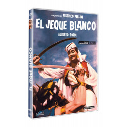 El Jeque Blanco DVD