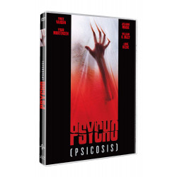 Psicosis DVD (Psycho)