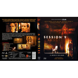 Session 9 Blu-ray