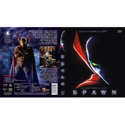 Spawn Blu-ray (Director´s Cut)
