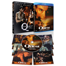 The Quest Blu-ray (Ed....