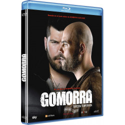 Gomorra Blu-ray Temporada 3
