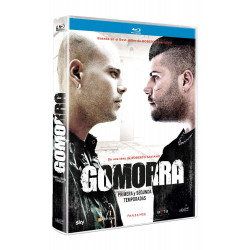 Gomorra Blu-ray Temporadas...