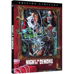 Night of the Demons Ed....