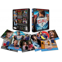 Teen Wolf I & II Blu-ray...