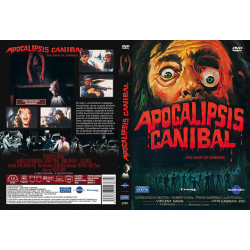 Apocalipsis Canibal DVD