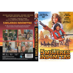 Cinco Mujeres Indómitas DVD