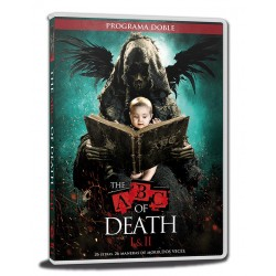 The ABC´s of Death 1 y 2 DVD