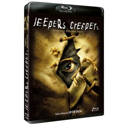 Jeepers Creepers 1 y 2 Blu-ray