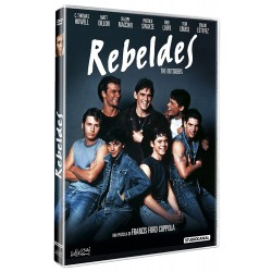 Rebeldes DVD - The Outsiders