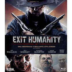 Exit Humanity Blu-ray