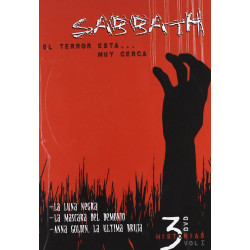 Pack Sabbath (Vol. 1) DVD