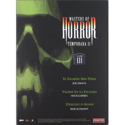 Masters Of Horror -...
