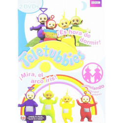 Teletubbies 2 DVDs ¡Es hora...