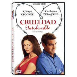 Crueldad Intolerable DVD
