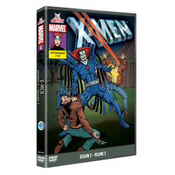 X-Men Temporada 2, Vol. 2 DVD