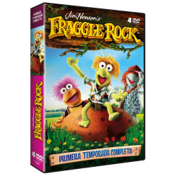 Fraggle Rock Temporada 1 DVD