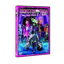 Monster High: Una Fiesta...