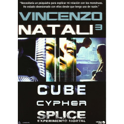 Pack Vincenzo Natali : Cube...
