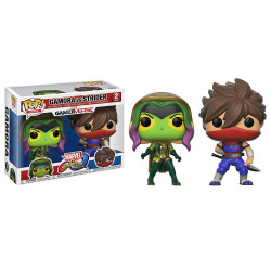 Funko POP Gamora vs....