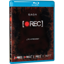 Pack REC (1 a 4) Blu-ray