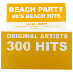 300 Hits Beach Party (15 CD's)