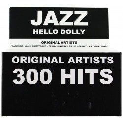 300 Hits Jazz (15 CD's)