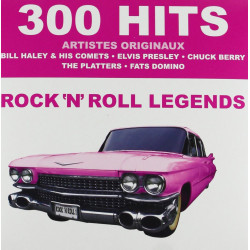 300 Rock And Roll Legends...