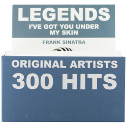 300 Hits Legends (15 CD's)