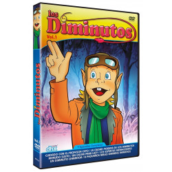 Los Diminutos Vol. 1 Ep 1-7