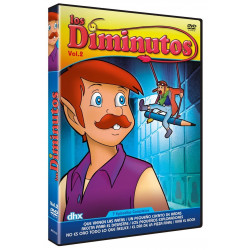Los Diminutos Vol. 2 Ep 8-14