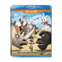Animals United Blu-ray 3D